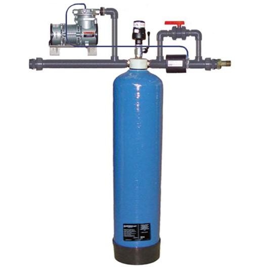 Система для напорной аэрации воды