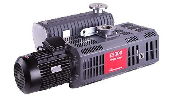 Пластинчато-роторный вакуумный насос Edwards ES