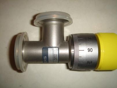 Ручной натекатель подачи газа камеры