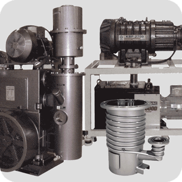 Разные виды вакуумного оборудования
