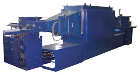 Промышленная водородная печь