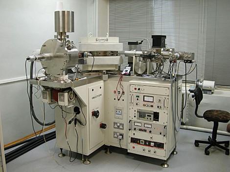 Лабораторная установка для масс-спектрометрического анализа геохимических веществ
