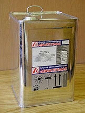 Масло для вакуумных насосов марки BM