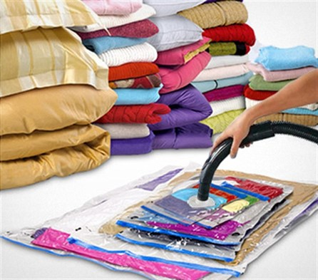 Вакуумные пакеты для хранения одежды, размер 50х60