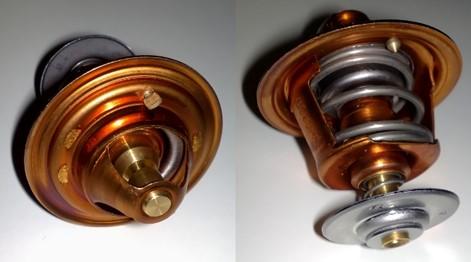 Терморегулятор автомобиля ВАЗ 2101