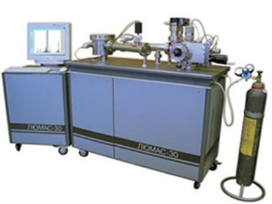 Времяпролетный масс-спектрометр с газоразрядной ионизацией «ЛЮМАС-30»