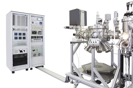 Прибор для молекулярно-лучевой эритаксии