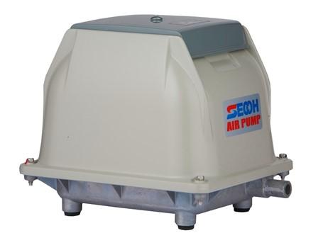 Secoh EL-S-120, воздуходувка-компрессор на 120 л/мин