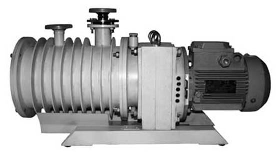 Вакуумный пластинчато-роторный насос 2 нвр